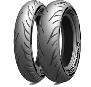 Michelin Commander 3 Touring Front Tire 130/80B17 Harley FLH/FLT 80126