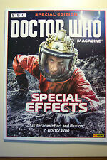 DOCTOR WHO MAGAZINE SPECIAL EFFECTS SPECIAL EDITION ISSUE #43