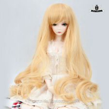 """6-7"""" 1/6 BJD Wig Supper Dollfie AOD Dod Luts SOOM DZ SOOM DIM Wig Yosd Hair #107"""