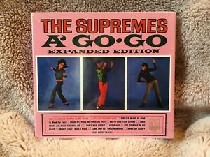 The Supremes - Supremes A' Go-Go Cd New And Sealed