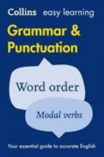 Easy Learning Grammar and Punctuation (Collins Easy Learning English) (Collins