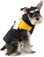 PAWZ Road Pet Clothes Cold Weather Dog Vest for Small Dogs Yellow M