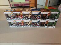 12 Mighty Muggs Mini AVENGERS, Iron Man, Thor,Hawkeye,Hulk,Captain America,Fury