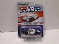 Greenlight Hot Pursuit Clark County Sheriff '67 Chevrolet Biscayne 040219AMCAR11