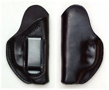 Turtlecreek Leather IWB Holster Ruger LCP Original Version - RH & Fixed Clip