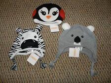 Nwt Gymboree Sweater Hat Koala~Zebra~Penguine 5 7 8