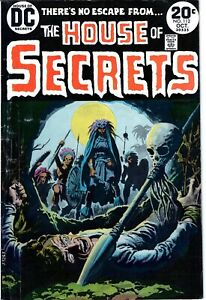 House Of Secrets #112 - Classic Grey-Tone Cover - Horror - DC-ORIGINAL OWNER