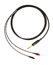 "Corpse Cable for SENNHEISER HD 650, HD 600, HD 6XX, HD 660 S - 1/4"" Plug - 6ft."