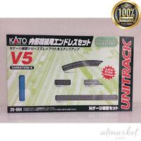 Kato 20-864 UNITRACK Variation Set V5 Inner Oval Track Set N Scale from Japan