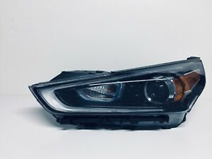 2017 2018 2019 Hyundai IONIQ Xenon HID  LED  Left Headlight OEM COMPLETE