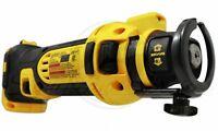 DeWALT DCS551 DCS551B 20V Max Li-ion Rotary Drywall Cordless Cut-Out Tool