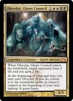 OBZEDAT, GHOST COUNCIL Gatecrash MTG Gold Creature—Spirit Advisor MYTHIC RARE