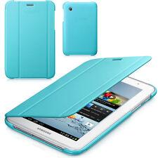 Plegable Soporte Delgada Inteligente Abatible Estuche Cubierta para Samsung Galaxy Tab S T800 T700