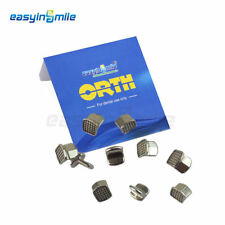 10pcs Dental Orthodntic Bite Builder Bite Turbos EASYINSMILE MIM Bondable Hinge