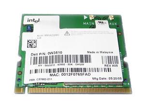 Intel WM3A220BG WLAN Module Minipci Card #5