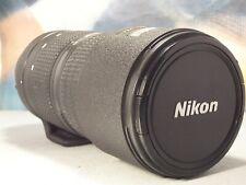 Nikon AF Nikkor 80-200mm F2.8 D