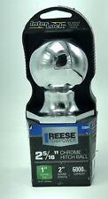 """Reese towpower 2-5/16"""" Chrome Hitch Ball 72806 (1� Shank Dis.)"""