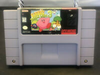 Kirby's Dream Land 3 Super Nintendo SNES Game Cart AUTHENTIC OEM Tested Working
