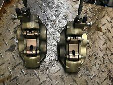 APRILIA RSV1000 Delantero Pinzas Pinzas de fábrica rsv1000r 2000