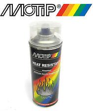 Bombe Spray Peinture MOTIP Vernis Haute Température 800°C Heat resistant 800