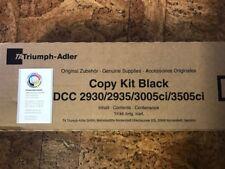 653010115 TA Triumph Adler TONER Copy Kit Black DCC 2930 2935 3005ci 3505ci  NEU
