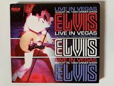 ELVIS  PRESLEY FTD CD LIVE IN VEGAS