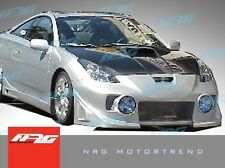 For Celica 00-05 Toyota EV5 style Poly Fiber full body kit front side rear
