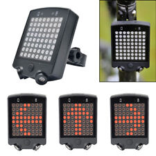 Wireless Remote Bicycle Light LED Tail  Lamp Turn Signal Light Bike Rear Light