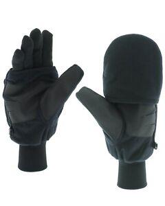 Heat Factory Fold Back Mitten Glove