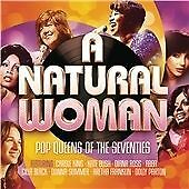 Various Artists - Natural Woman [Sony] (2015) : New 3 CD Set & Free P/P !
