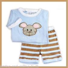 NEKA KIDS Quiet Mouse PJ's - size 4 - Brand New - RRP $39
