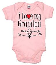 Vestiti e abbigliamento rosa per bambina da 0 a 24 mesi 100% Cotone, da Taglia/Età 0-3 mesi