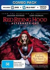 Red Riding Hood (Blu-ray, 2011, 1-Disc Set)  New, ExRetail Stock, Genuine D83