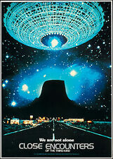 Close Encounters Of The 3rd Kind movie poster print : 11 x 17 inches