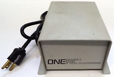Oneac Coproration Power Conditioner, Cl1101, 006-101, 120Vac 1.1Amp