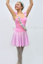Professional Ballet Costume Dress Winged Cupid Puck Fairy Any Color MTO Custom