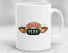 Central Perk Mug, Friends TV Show Coffee Cup, F.R.I.E.N.D.S. Coffee Mug Z034