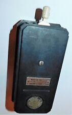 ANCIEN BASCULEUR INVERSEUR DE LIGNE DE TÉLÉPHONE S63 U43 OU SONNETTE . DE 1956