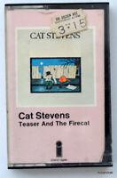Teaser And The Firecat - Cat Stevens  Cassette