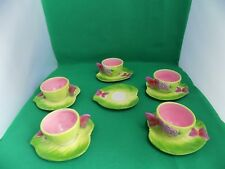 Maisons Du Monde 5 Tea Cups & 6 Saucers
