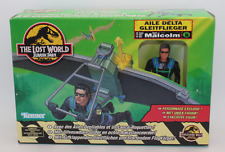 Kenner 1997 The Lost World JURASSIC PARK Malcom Gleitflieger Neu Ovp