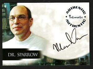 ANGEL SEASON 5 AUTOGRAPH CARD A38 MARC VANN DR SPARROW