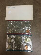 1977-10-Coin Uncirculated P/&D US Mint Set in OGP BU
