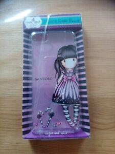 Coque téléphone iPhone 8 gaufré soft flexible Gorjuss Santoro sugar spice neuf