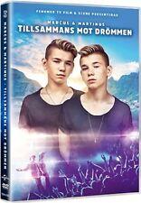 DVD Marcus & Martinus - Sammen on Drommen, Norwegen, 2017, NEU