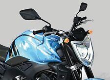 Blister con 2 Espejos Retrovisores para Moto HOMOLOGADOS y AJUSTABLES Rosca 10mm