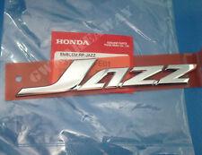 "TAILGATE BADGE Boot Emblem Decal Logo for HONDA JAZZ 2008 - 2013 Mk2 6"""
