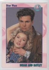 1991 Star Pics ABC Soaps All My Children 16 Brian and Hayley Non-Sports Card 0b6