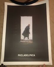 Justin Timberlake Man of the Woods Tour Limited Edition Poster Philadelphia Vip