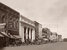 Maquoketa Iowa Main Street downtown 1916 & 1907 photos lot CHOICES three 5x7s or